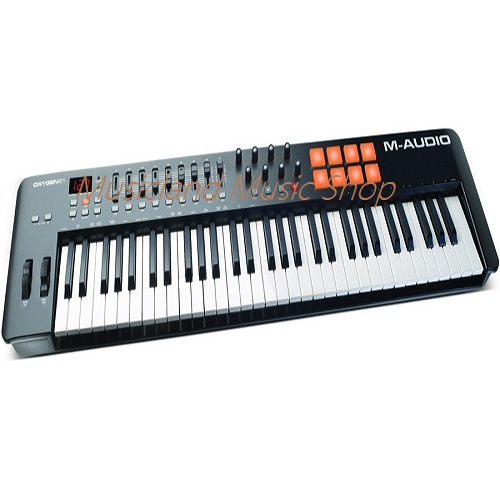 M-Audio Oxygen 61 IV  USB/MIDI Keyboard
