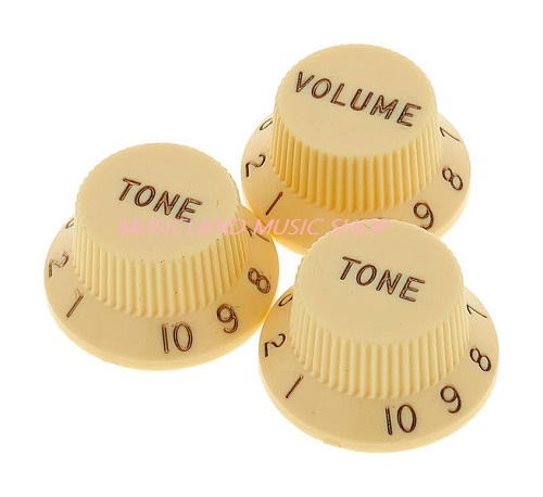 Fender style volume Knobs set