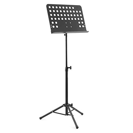Orchestral Music Stand - height Adjustable  heavy duty