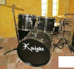 Knight drumset 5pc
