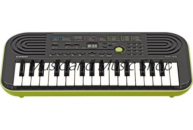 Casio Sa 46 Mini keyboard