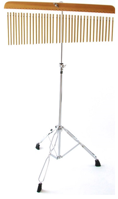 drum bar chimes 32 silver and gold available