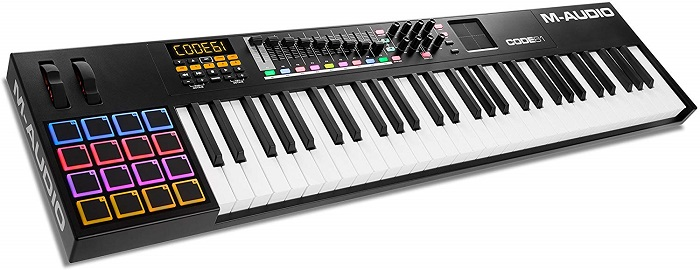 M-Audio Code 61 USB MIDI Controller With 61-Key