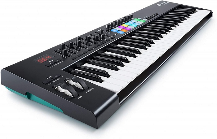 Novation Launchkey 61 USB Keyboard Controller MK2