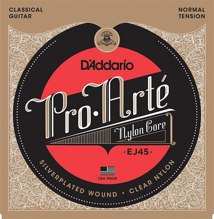 D'Addario Pro-Arte Nylon Classical Guitar Strings,