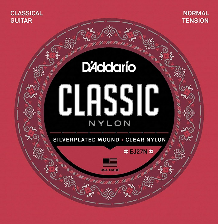 D'Addario EJ27N Classics Normal Classical Guitar Strings