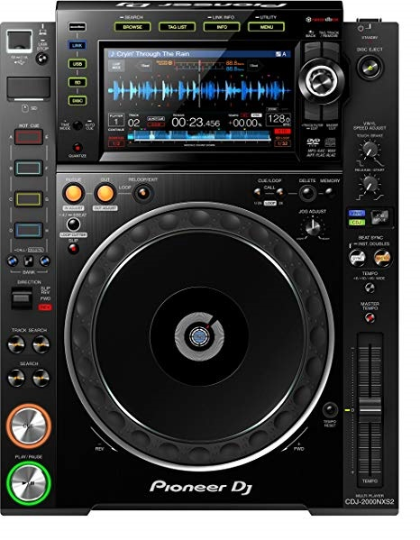 Pioneer DJ Professional Multi Player CDJ-2000NXS2