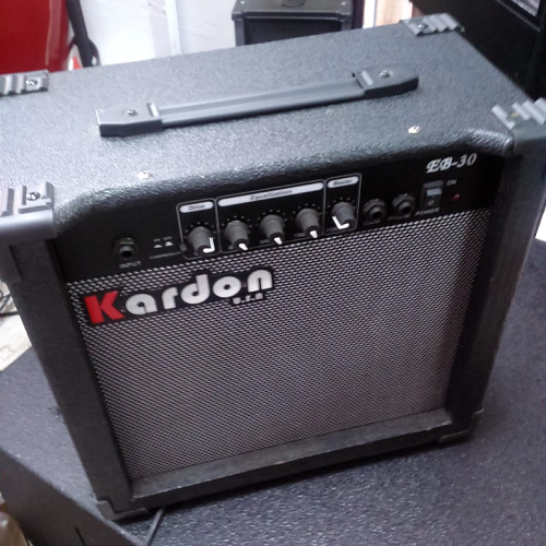 Guitar amplifier 30w