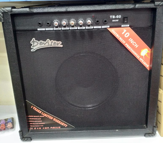 Bass Guitar amplifier 60w