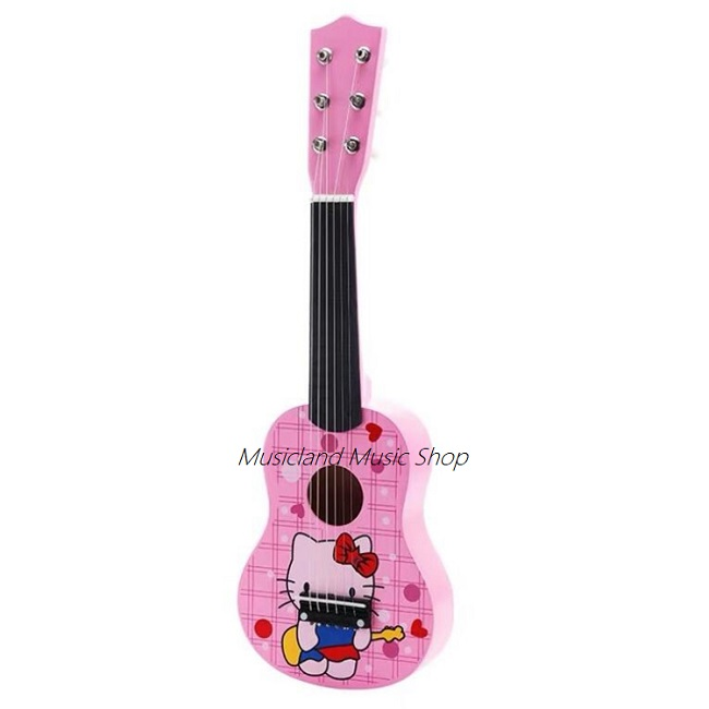 21inch 6 string kids guitar colorful ( Juniour)