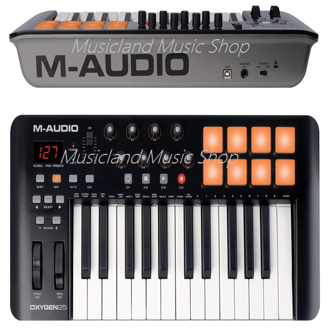 M-Audio Oxygen 25 IV