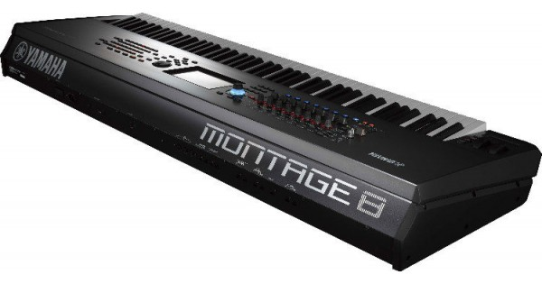 Yamaha Montage8 Synthesizer Workstation