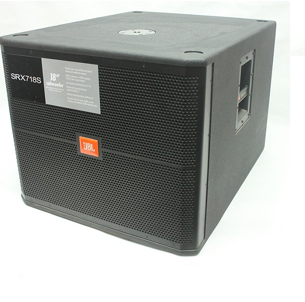 JBL SRX 718  High Power Subwoofer