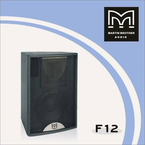 Martin Audio BlackLIne F12+ PA Speaker/stage monitor