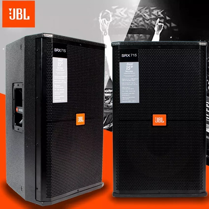 JBL SRX715 Mid range speakers