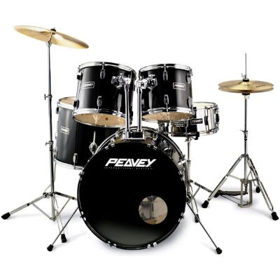 peavy complete drumset