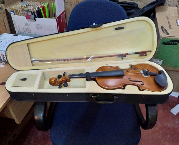 Students violin