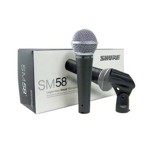 Shure-SM58-Cardioid-Dynamic-Vocal-Maicrophone